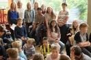 Lesenachmittag Klasse 5 am 25. 6. 2018